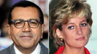 Martin Bashir and Diana, Princess of Wales