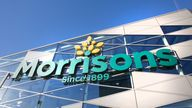 Morrisons is the UK's fourth-largest supermarket chain by market share