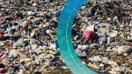 A team of investigators found waste dumped across Adana province in Turkey