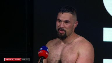 Parker offers Chisora immediate rematch