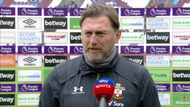 Hasenhuttl: Result a reality check