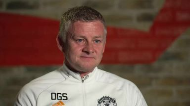 Ole reveals 'good chats' with Joel Glazer