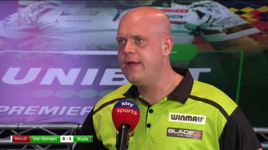 MVG: I can tell everybody again...I'm back!