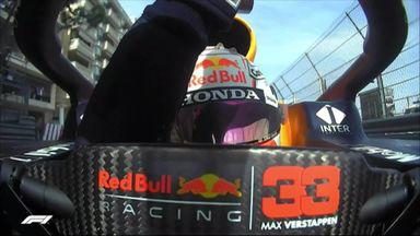 Verstappen wins first Monaco GP!