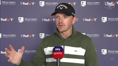 Wallace: I play well on tough courses