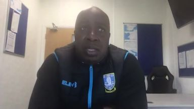 Sheff Wed coach's Derby dilemma