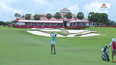 Eagles, hole-outs and more on LPGA Tour