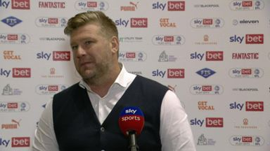 Robinson proud of Oxford's effort