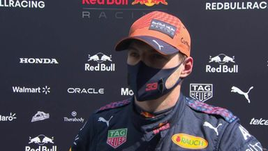 Verstappen: We seemed quite competitive