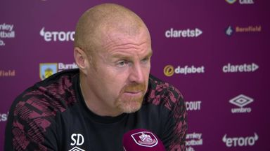 Dyche still committed to Burnley despite speculation