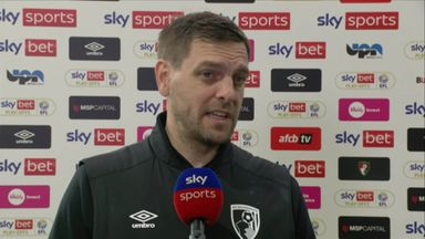 Woodgate praises 'outstanding' Cherries