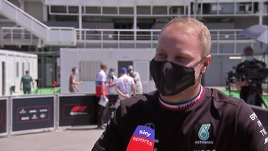 Bottas focused on form, not 'spotlight'