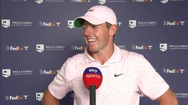 'Awesome' caddie Diamond inspires McIlroy win