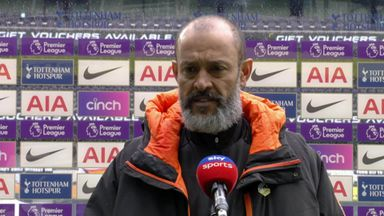 Nuno: We conceded easy goals