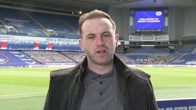 Rangers unbeaten run 'a phenomenal achievement'