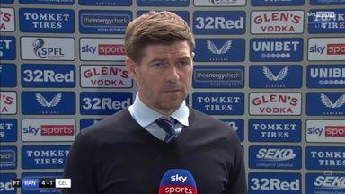Gerrard: We ran away with it