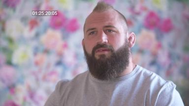 Marler: I'm learning all the time about mental health