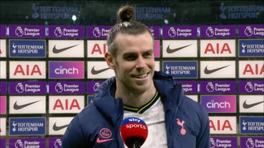 Bale: When I'm happy I play well