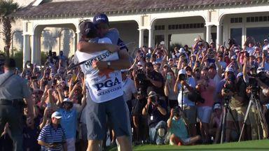PGA Championship: R4 highlights