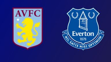Aston Villa v Everton