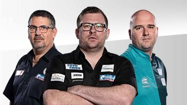 Premier League Darts: Night 10