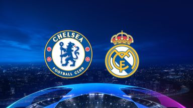UCL: Chelsea v Real Madrid 20/21 SF