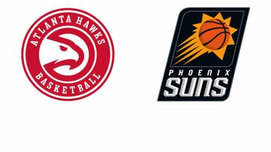NBA Week 20: Phoenix @ Atlanta