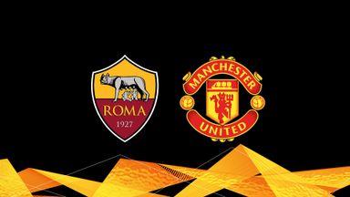 UEL: Roma v Man Utd 20/21 SF