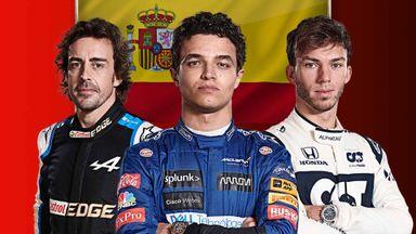 Spanish GP: Practice 2