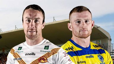 Challenge Cup: Catalans v W'ton