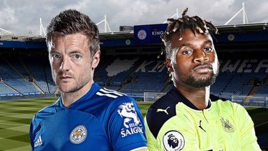 FNF: Leicester City v Newcastle
