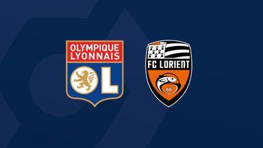 L1: Lyon v Lorient 20/21
