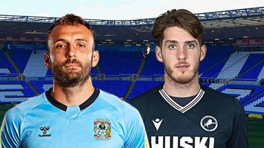 EFL Hlts: Coventry City v Millwall