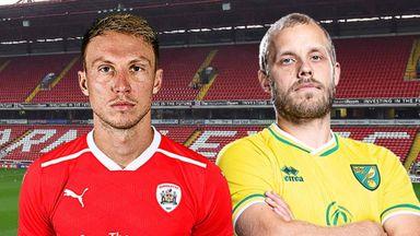 EFL Hlts: Barnsley v Norwich City