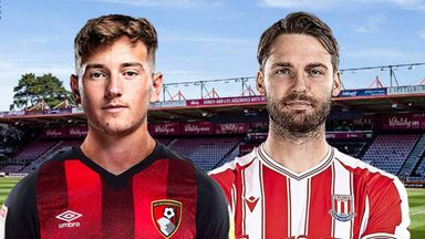 EFL Hlts: Bournemouth v Stoke City