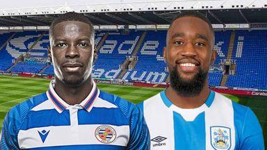 EFL Hlts: Reading v Huddersfield