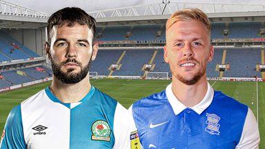 EFL Hlts: Blackburn v Birmingham