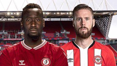 EFL Hlts: Bristol City v Brentford