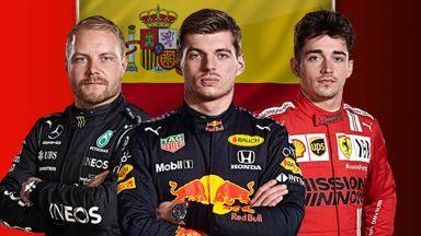 Spanish Grand Prix Highlights