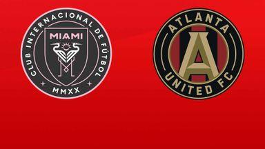 MLS: Inter Miami v Atlanta