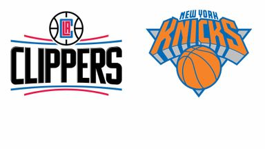 NBA Week 20: New York @ LA Clipper