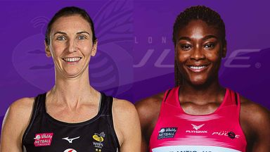 Netball SL: Wasps v London Pulse