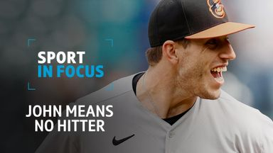SIF: John Means No Hitter - 05/05/2