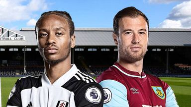 MNF: Fulham v Burnley