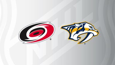 NHL: Hurricanes @ Predators