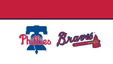 MLB: Phillies @ Braves