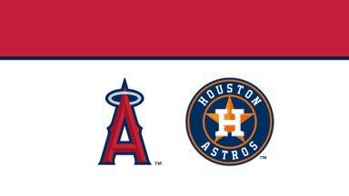 MLB: Angels @ Astros