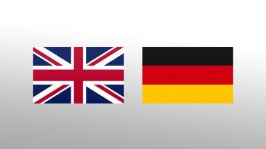 Men's FIH: Great Britain v Germany