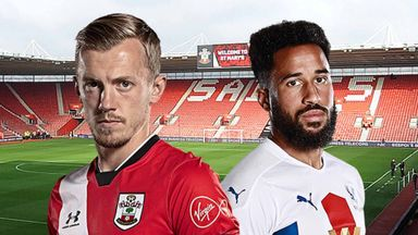 PL: Southampton v Crystal Palace