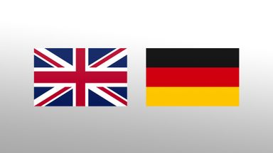 Men's FIH: Great Britain v Germany